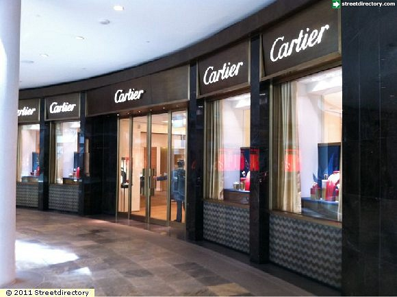 Cartier (The Shoppes at Marina Bay Sands)