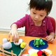 Children are motivated to explore concepts and ideas through experiential learning