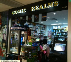 Comic Realms Photos