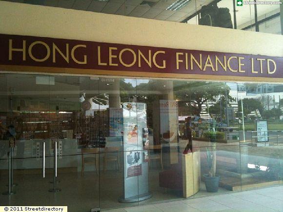 Hong Leong Finance Ltd Hong Leong Building Branch