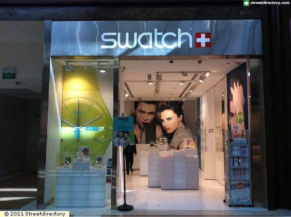 Swatch (The Shoppes at Marina Bay Sands)