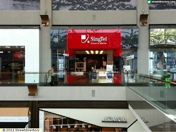 Singtel Exclusive Retailer (The Shoppes at Marina Bay Sands)
