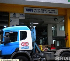 Woon Meng Motor Engineering Service Photos