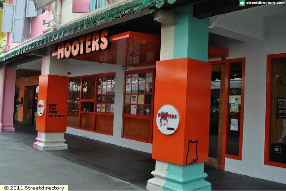 Hooters Singapore (Clarke Quay Block E)
