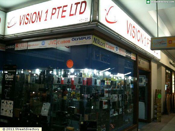 Vision 1 Pte Ltd (Burlington Square)