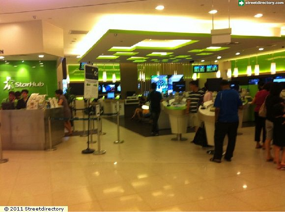 Starhub Shop Pte Ltd (VivoCity (Vivo City))