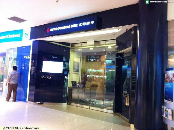 United Overseas Bank Ltd (VivoCity (Vivo City))
