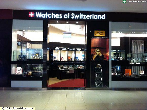 Watches of Switzerland Pte Ltd (VivoCity (Vivo City))