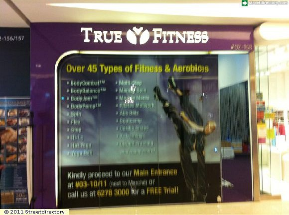 True Fitness Pte Ltd (VivoCity (Vivo City))