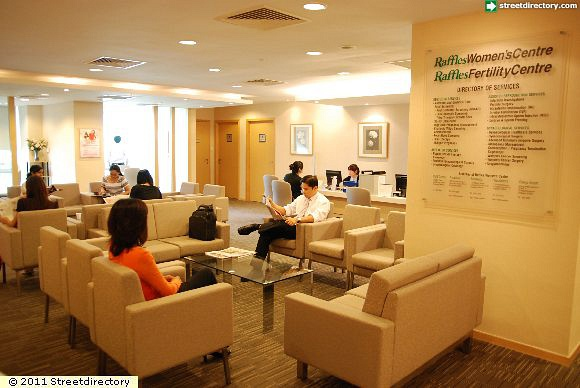 Raffles Medical Group Ltd (Raffles Hospital)