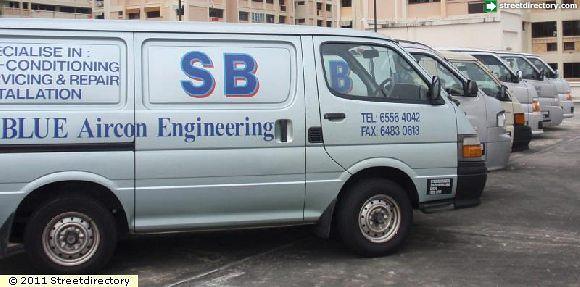 Sky Blue Aircon Engineering Pte Ltd.(UB.One)