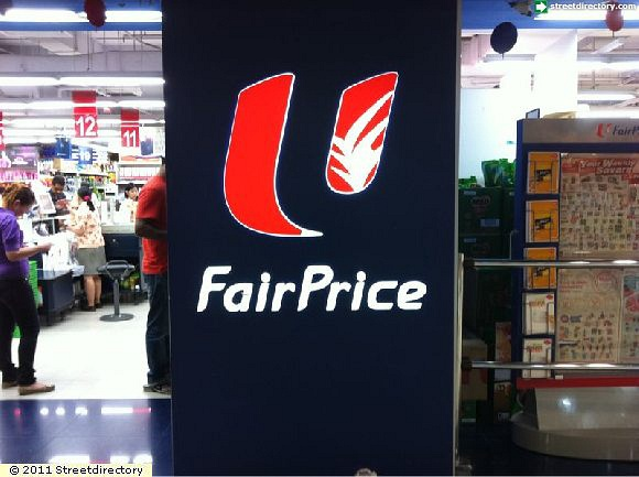 NTUC Fairprice Co-operative Ltd   (Hougang Mall)