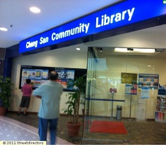 Cheng San Community Library Photos