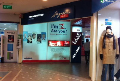 Singapore Post (Hougang Mall)