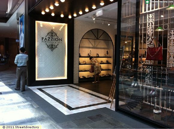 Pazzion (The Shoppes at Marina Bay Sands)