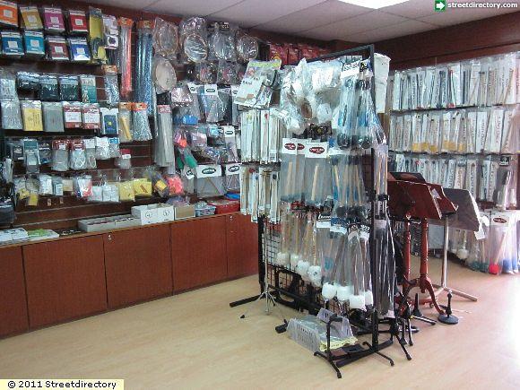 Accent Musical Equipment Pte Ltd (Jk Building)