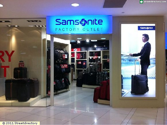 Samsonite (IMM Building)