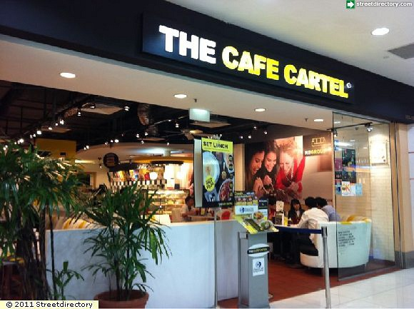 Cafe Cartel Pte Ltd (IMM Building)