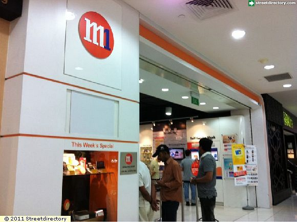 M1 Shop Pte Ltd (IMM Building)