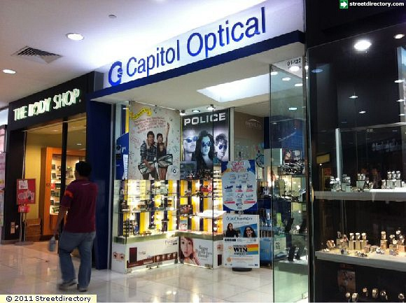 Capitol Optical  Co. Pte Ltd (IMM Building)