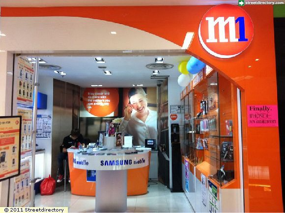 M1 Shop Pte Ltd (Junction 8 Shopping Centre)