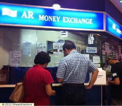 A.r. Foreign Money Changer Photos