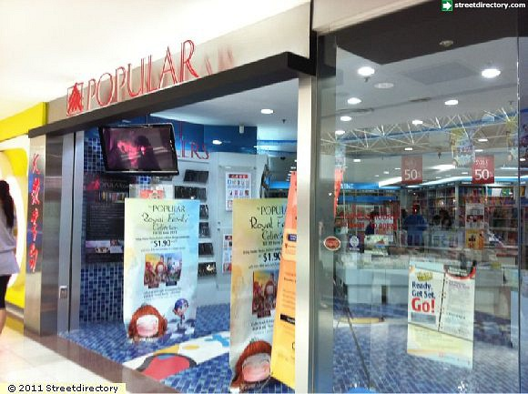 Popular Book  Co. Pte Ltd (Junction 8 Shopping Centre)