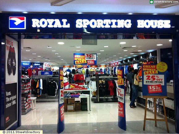 Royal Sporting House (Junction 8 Shopping Centre)