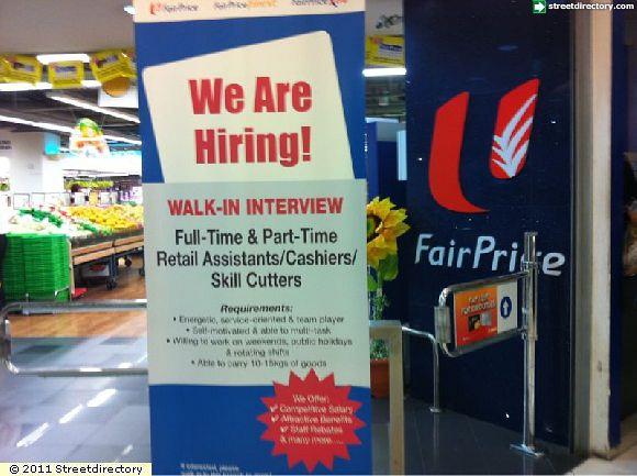 NTUC Fairprice Co-operative Ltd   (Junction 8 Shopping Centre)