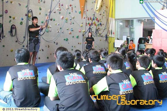 Climbers Lab 09