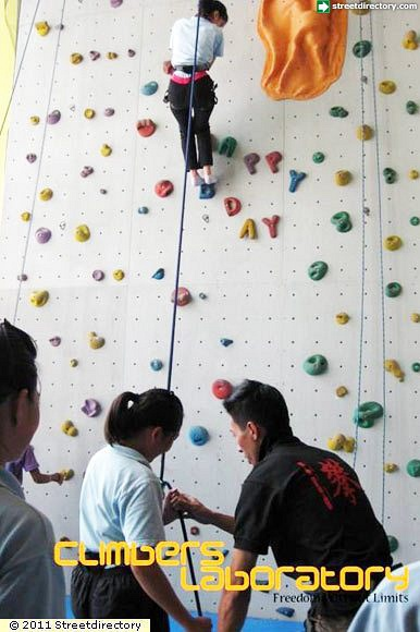 Climbers Lab 10