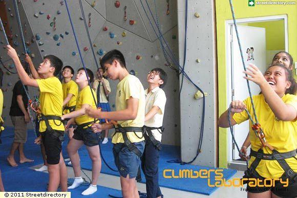 Climbers Lab 11