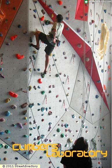 Climbers Lab 12