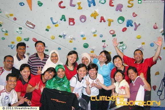 Climbers Lab 13