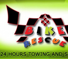 Bike Rescue Towing & Services Photos