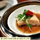 Steamed Garoupa Fillet with Ginger and Spring Onion
