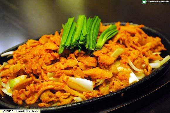 09) Chicken Bulgogi