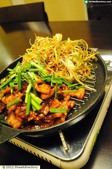 14) Spicy Pork Belly