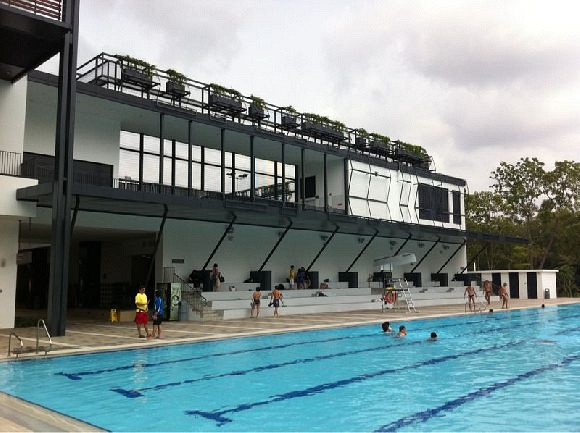 SSC Swimming Complexes (Pasir Ris Sports and Recreation Centre)