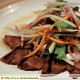 Rare Grilled Red Curry Rubbed Wagyu Beef