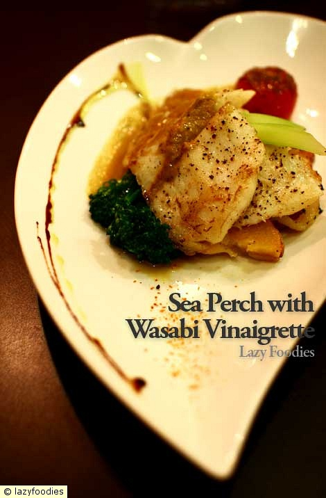 sea pearch wasabi