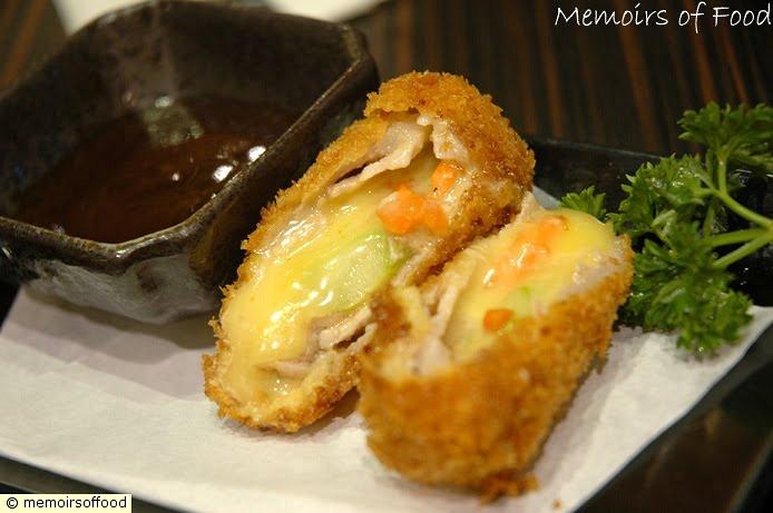 Misoyaki Roll