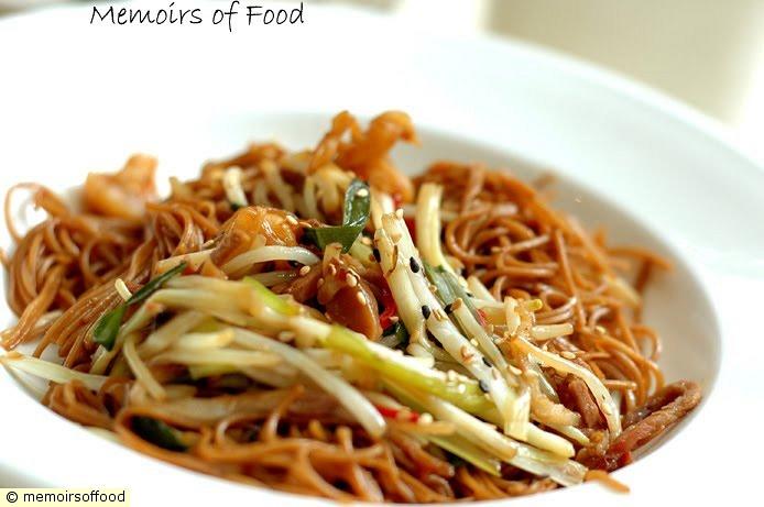 Teochew-styled Fried Mee Sua