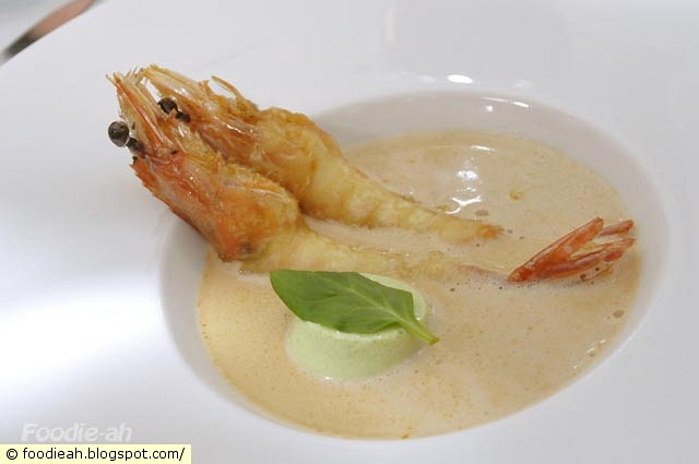 Bisque do homard