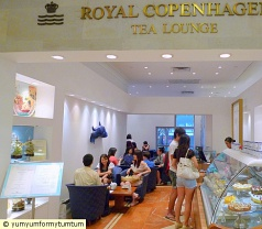 Royal Copenhagen Tea Lounge Photos