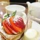 Warm Strawberry Shortcake