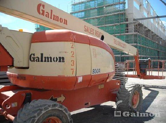 Galmon Boom Lift www.galmon.com T: +65 6862 2277