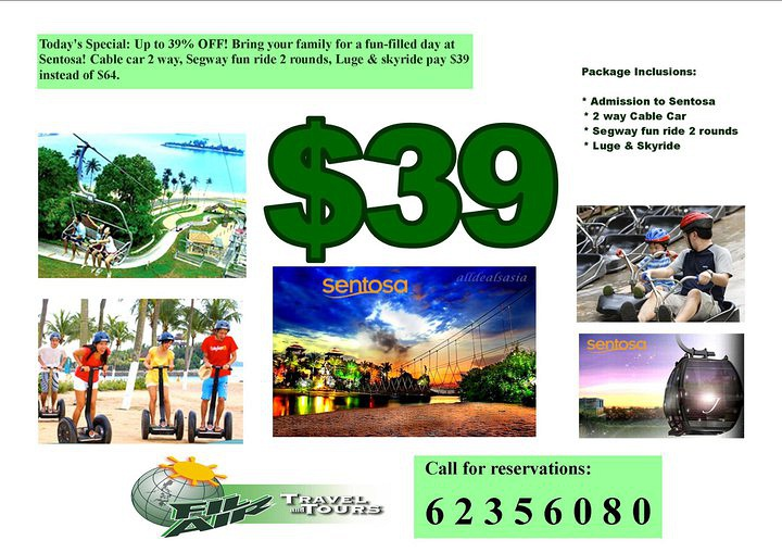 Fil Air Travel & Tours Pte Ltd (Lucky Plaza)