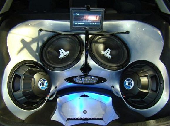 Audio modification 2