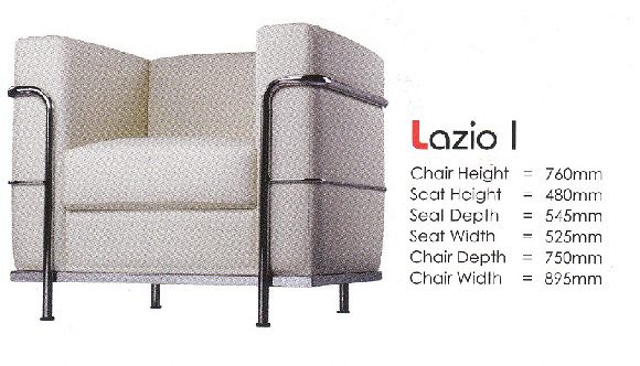 LAZIO+I Sofa Series